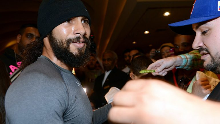 Keith Thurman calls out Floyd Mayweather Jr. (and everyone else)