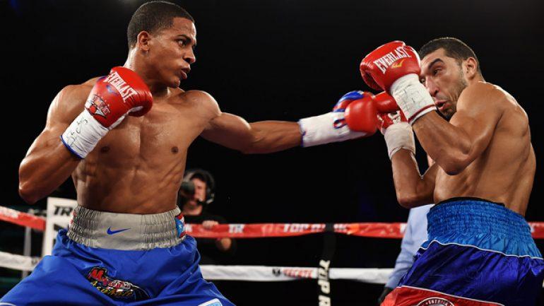 Felix Verdejo, Jesse Hart score KOs in Philadelphia