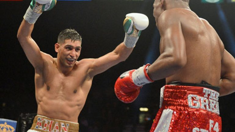 Amir Khan has never looked better: Weekend Review