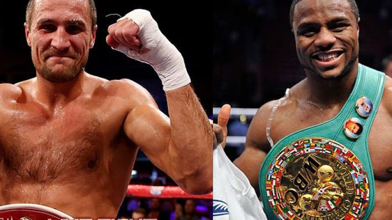 Jean Pascal: Sergey Kovalev fight 'greatest held in Canada'