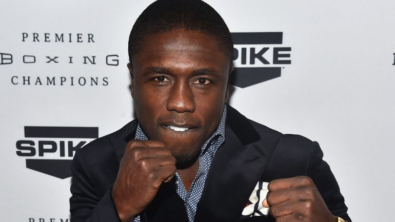 Berto, Lopez, Porter, Garcia look forward to Spike TV dividends