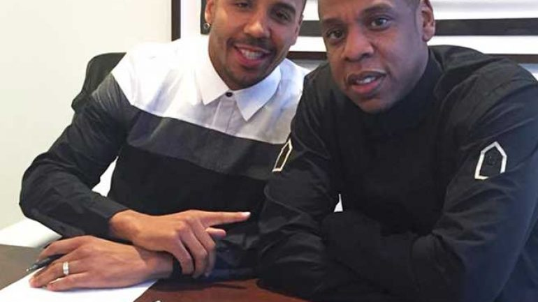 Andre Ward signs with Roc Nation Sports