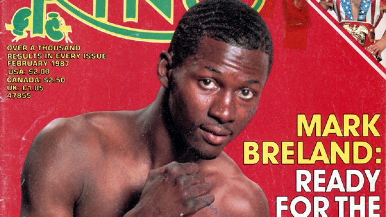 Best I've Faced: Mark Breland