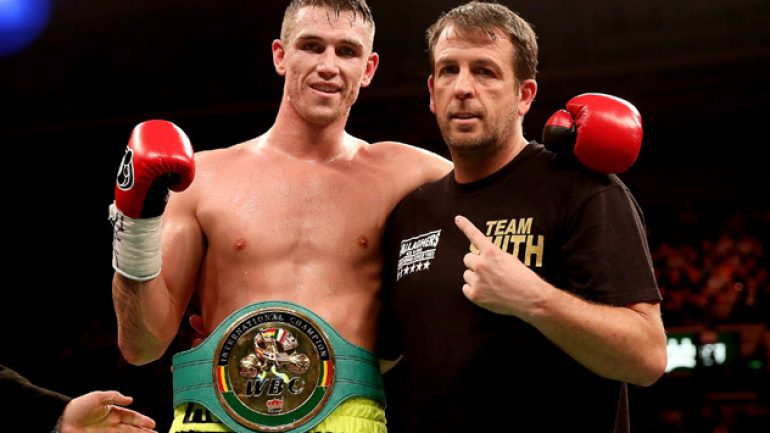 Q&A: Top British trainer Joe Gallagher talks Quigg, Crolla and Smith clan