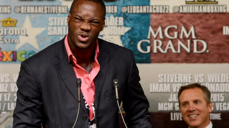 Deontay Wilder still unproven but already entertaining