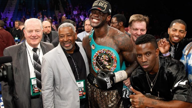 Deontay Wilder stuns Bermane Stiverne and the world by delivering a boxing lesson to win the title