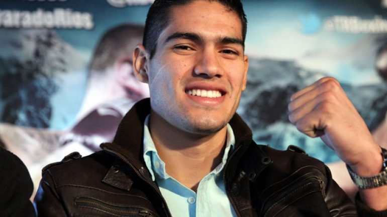 Gilberto Ramirez: The boyhood dream is realized