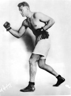 Jack Dempsey Portrait