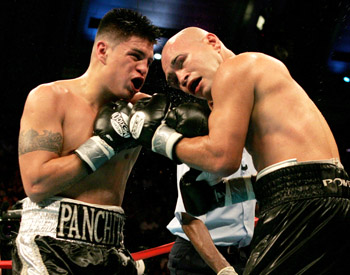 Junior Welterweight Bout - Leija vs Bojado - July 24, 2004