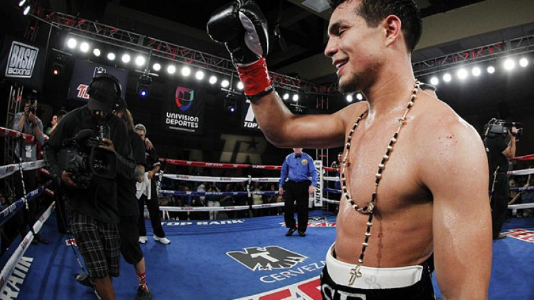 Prospects Jose Zepeda, Saul Rodriguez notch KOs on 'Solo Boxeo' show