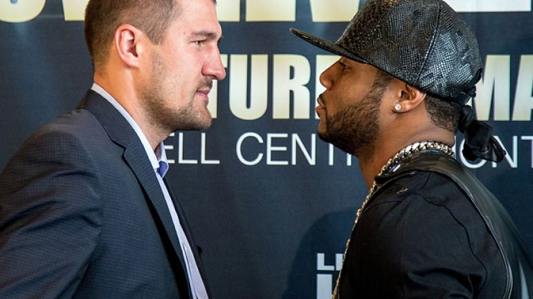 Jean Pascal: Sergey Kovalev boxed Hopkins, let's see if he can box me