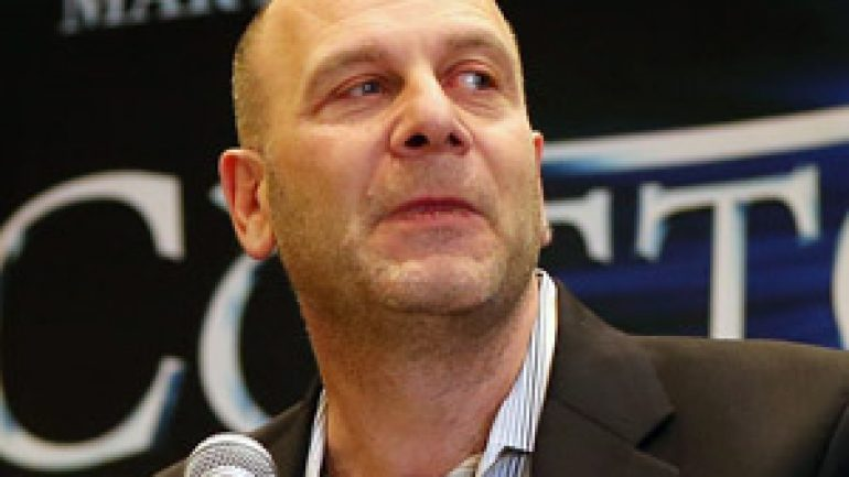 Lou DiBella delivers worthy night of boxing to honor Cedric Kushner