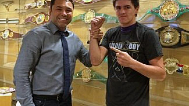 Patrick Teixeira anxious to shine in LA Fight Club main event
