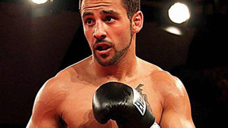 Tony Luis mauls Karl Dargan to decision victory on Friday Night Fights