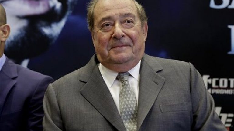 Bob Arum lays down the making of Mayweather-Pacquiao
