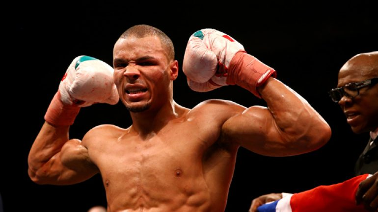London results: Eubank Jr. and Bellew impress, Mitchell stopped