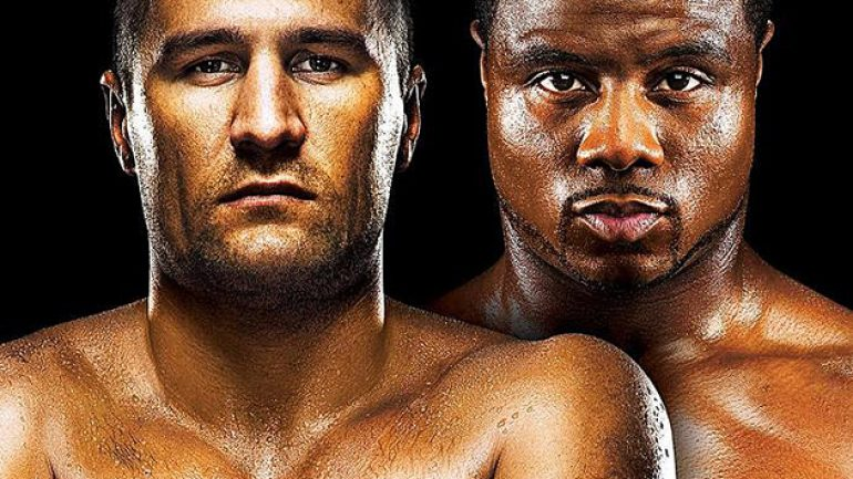 Kovalev, Pascal spar over extra testing going into March 14 showdown