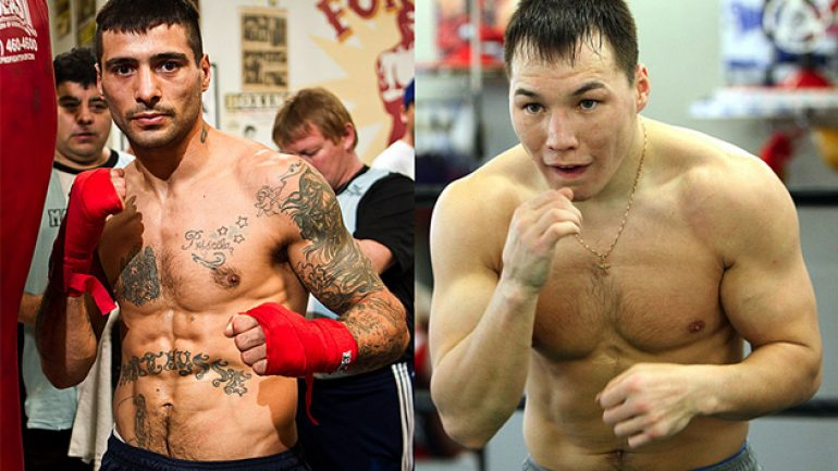 Ruslan Provodnikov-Lucas Matthysse fight close to sold out
