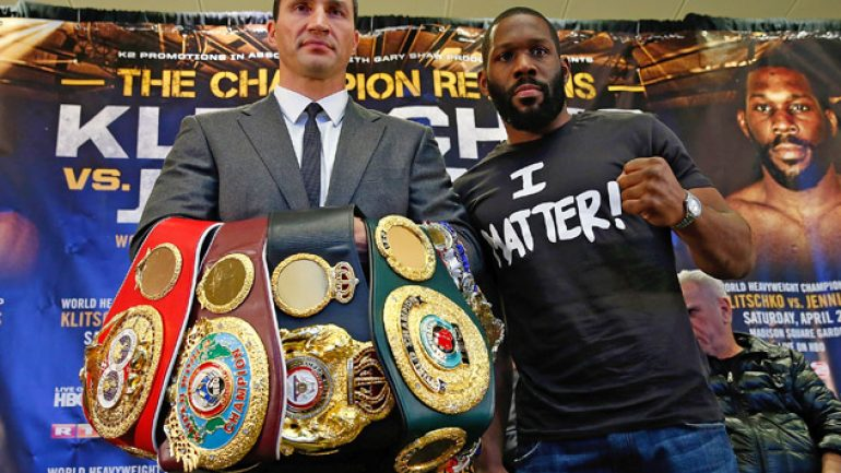 Bryant Jennings: Silencing the naysayers