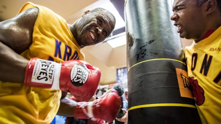 Adonis Stevenson announces he will fight Thomas Williams July 16