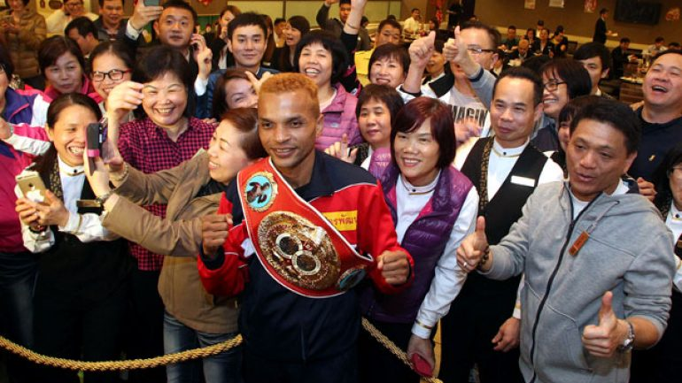 Amnat Ruenroeng: 'I will make more money after I beat Zou Shiming'