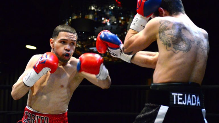 Antonio Nieves: 'Oscar Mojica is nothing extraordinary'