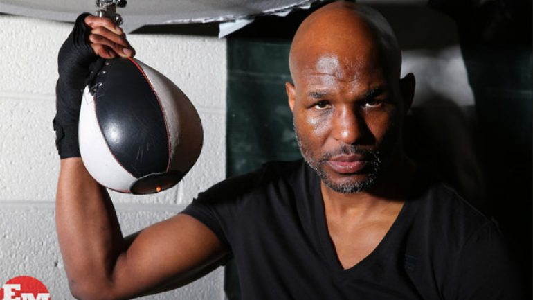 No conflict of interest commentating Golden Boy show, says Hopkins