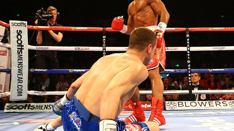 Kell Brook easily handles Jo Jo Dan, looks to bigger challenges