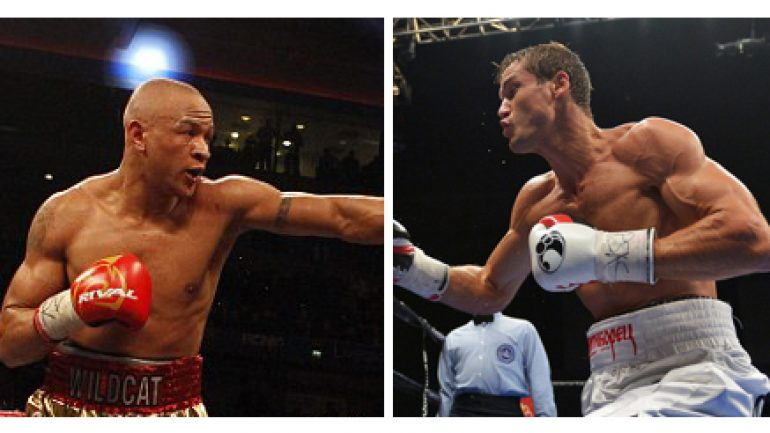 Chilemba and Lepikhin fight to be next in line on March 14