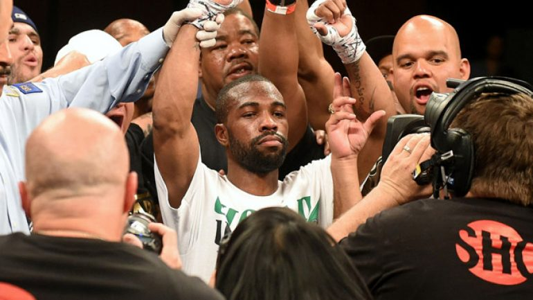 Gary Russell Jr. says he'll knock out Vasyl Lomachenko in a rematch