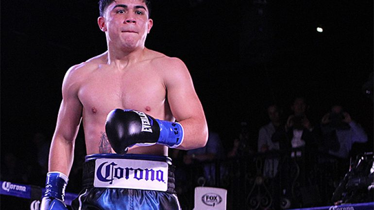 New Faces: Joseph Diaz Jr.