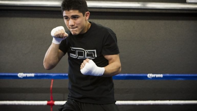 Joseph Diaz Jr.: 'I want to establish my own legacy'