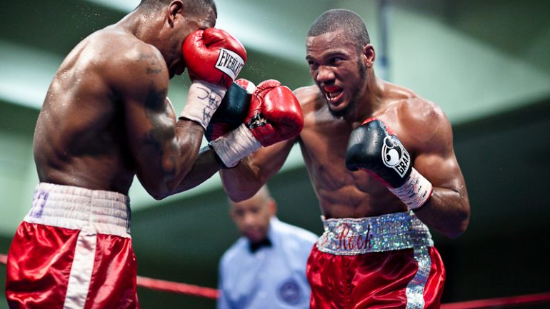 Julian Williams to return on Stevenson-Bika card