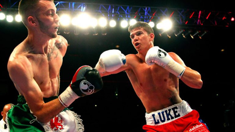 Luke Campbell – Calm, cruel, collected