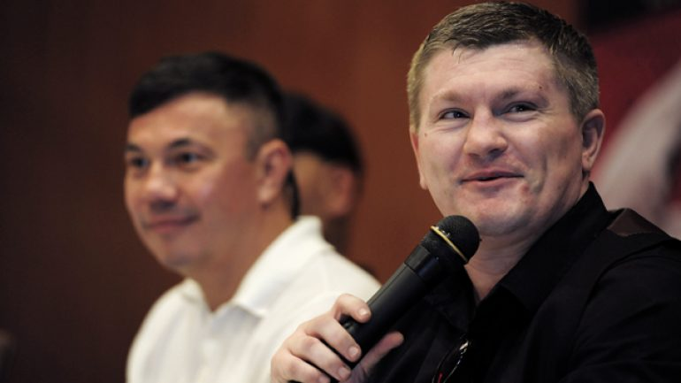 Ricky Hatton on the state of his stable and his plans for 2015