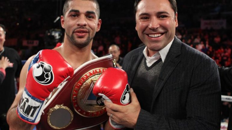 Sadam Ali waits for his shot at Tim Bradley