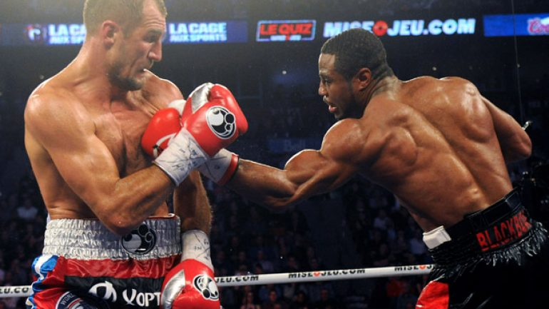 With Stevenson on his mind, is Kovalev overlooking Pascal?