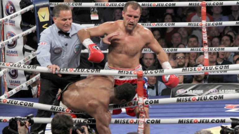 Main Events and Roc Nation target T-Mobile Arena for Ward-Kovalev