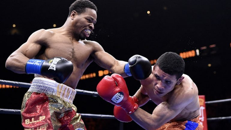 Shawn Porter to face Adrien Broner in an all-Ohio showdown