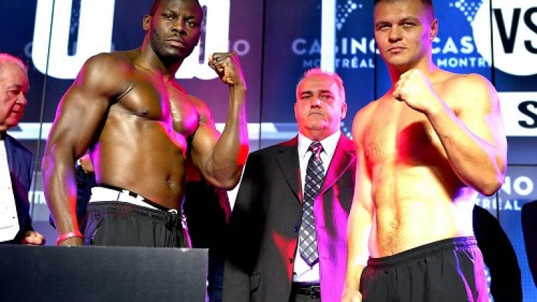 Vyacheslav Glazkov confident of Cunningham win, team wants meaner performance