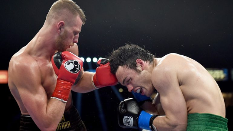 Ring Ratings Update: Upsets highlight busy time in boxing