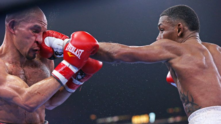 Daniel Jacobs wants to be first to KO Sergio Mora