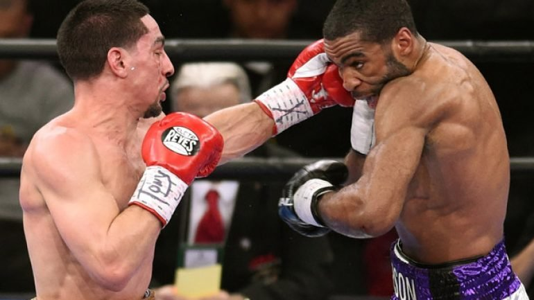 Photo gallery: Danny Garcia vs. Lamont Peterson