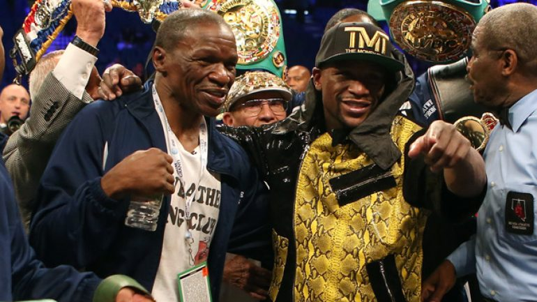 The Mayweather dynasty: From THE RING Magazine