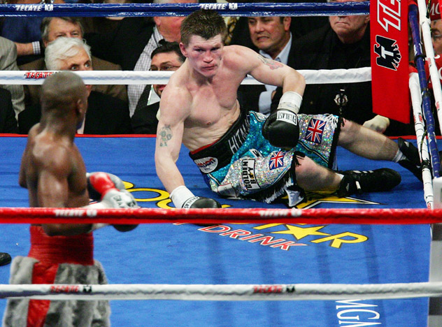 ducking opponents no way from the ring magazine the ring