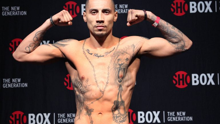Frank Galarza to fight on Spike TV on Nov. 13
