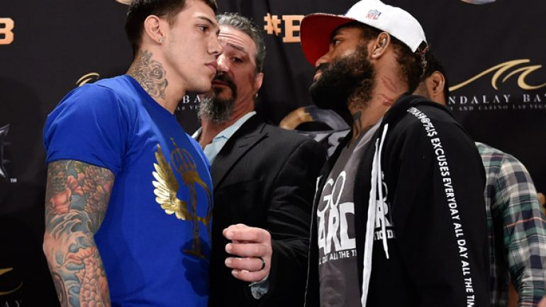 """Curtis Stevens hopes to go from """"Pit"""" to prime time against Rosado"""