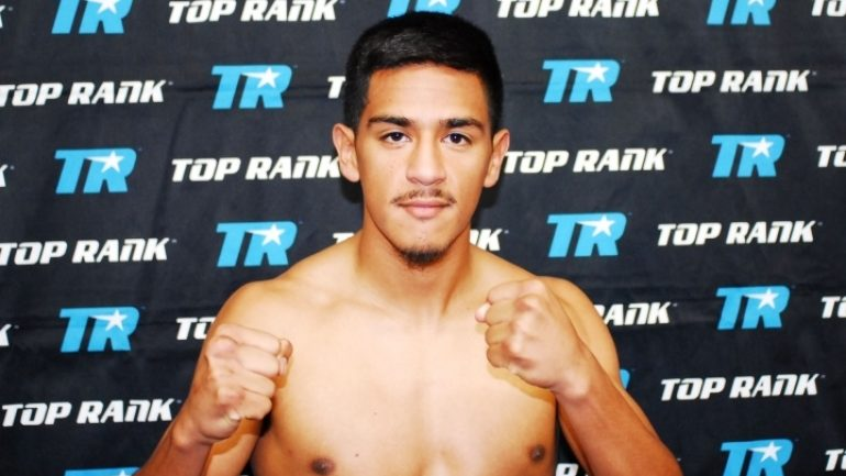Jessie Magdaleno to face late-sub Rey Perez on Saturday