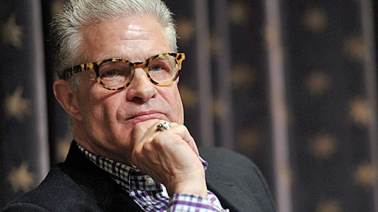 Hall of Fame: Jim Lampley, the Voice of Boxing