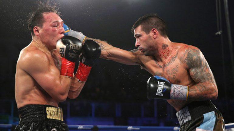 Photo gallery: Lucas Matthysse vs. Ruslan Provodnikov